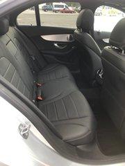 2019 Mercedes-Benz C-Class W205 809MY C300 9G-Tronic Silver 9 Speed Sports Automatic Sedan