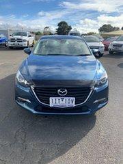 2016 Mazda 3 BM5278 Maxx SKYACTIV-Drive Blue 6 Speed Sports Automatic Sedan.