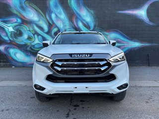 2021 Isuzu MU-X MY19 LS-U Rev-Tronic 4x2 Mineral White 6 Speed Sports Automatic Wagon.