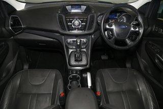 2015 Ford Kuga TF MY15 Titanium AWD Silver 6 Speed Sports Automatic Wagon