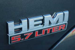 2018 Ram 1500 Laramie Crew Cab SWB Grey 8 Speed Automatic Utility