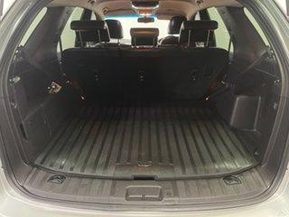 2014 Ford Territory SZ Titanium Seq Sport Shift Silver 6 Speed Sports Automatic Wagon