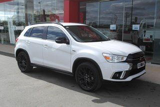 2019 Mitsubishi ASX XC MY19 Black Edition 2WD 1 Speed Constant Variable Wagon