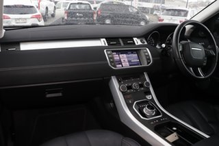 2012 Land Rover Range Rover Evoque L538 MY12 SD4 CommandShift Dynamic White 6 Speed Sports Automatic