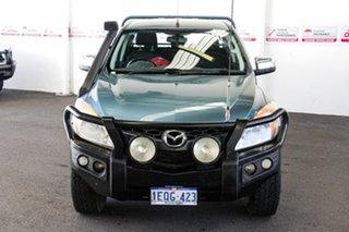 2014 Mazda BT-50 MY13 XTR (4x4) Blue 6 Speed Manual Dual Cab Utility.