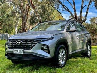 2021 Hyundai Tucson NX4.V1 MY22 2WD Shimmering Silver 6 Speed Automatic Wagon.