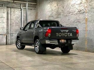 2015 Toyota Hilux GUN126R SR5 Double Cab Grey 6 Speed Sports Automatic Utility