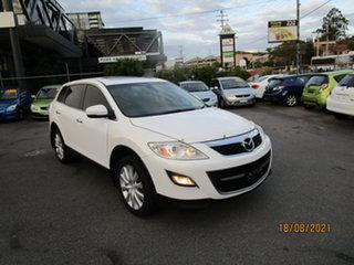 2010 Mazda CX-9 10 Upgrade Luxury White 6 Speed Auto Activematic Wagon.
