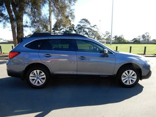 2017 Subaru Outback B6A MY17 2.0D CVT AWD Platinum Grey 7 Speed Constant Variable Wagon