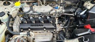 2007 Nissan X-Trail T30 II MY06 ST Silver 5 Speed Manual Wagon.
