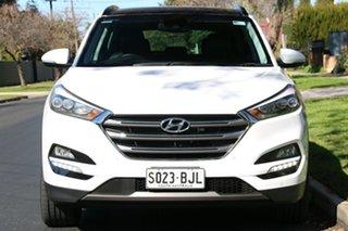 2016 Hyundai Tucson TLE Highlander AWD White 6 Speed Sports Automatic Wagon
