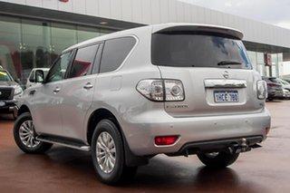 2018 Nissan Patrol Y62 Series 4 TI-L Grey 7 Speed Sports Automatic Wagon.