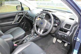 2017 Subaru Forester S4 MY18 XT CVT AWD Premium Blue 8 Speed Constant Variable Wagon