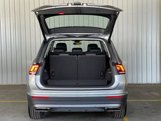 2021 Volkswagen Tiguan 5N MY21 132TSI Comfortline DSG 4MOTION Allspace Silver 7 Speed