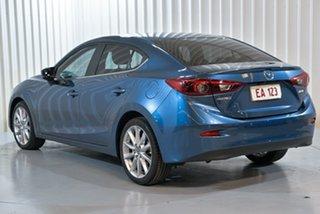 2018 Mazda 3 BN MY17 SP25 GT Blue 6 Speed Automatic Sedan
