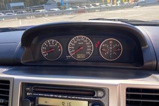 2004 Nissan X-Trail T30 TI (4x4) Blue 4 Speed Automatic Wagon