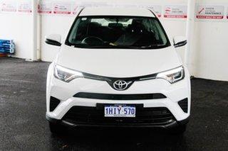 2017 Toyota RAV4 ALA49R MY17 GX (4x4) Glacier White 6 Speed Automatic Wagon.