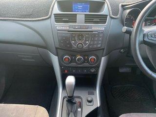 2014 Mazda BT-50 UP0YF1 XTR Black 6 Speed Sports Automatic Utility