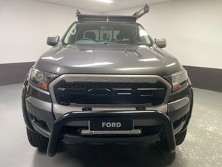 2018 Ford Ranger PX MkII 2018.00MY XLS Double Cab Magnetic 6 Speed Sports Automatic Utility.
