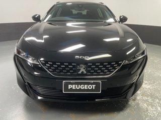 2019 Peugeot 508 R8 MY19 GT Sportwagon Black 8 Speed Sports Automatic Wagon.
