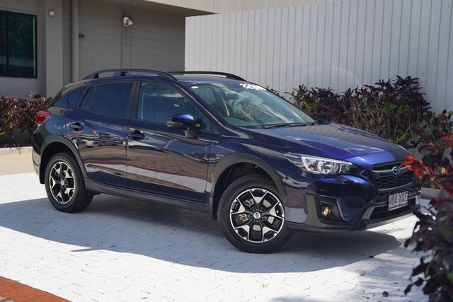 Used Subaru XV G5X MY18 2.0i Lineartronic AWD Cairns, 2017 Subaru XV G5X MY18 2.0i Lineartronic AWD Blue 7 Speed Constant Variable Wagon