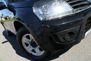 2014 Suzuki Grand Vitara JB MY13 Urban 2WD Black 4 Speed Automatic Wagon.