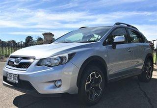 2015 Subaru XV G4X MY15 2.0i AWD Silver 6 Speed Manual Wagon.