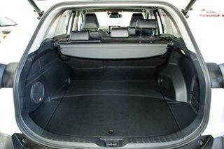 2021 Toyota RAV4 Axah54R Cruiser eFour Crystal Pearl 6 Speed Constant Variable Wagon Hybrid