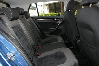 2013 Volkswagen Golf VII 103TSI DSG Highline Pacific Blue 7 Speed Sports Automatic Dual Clutch