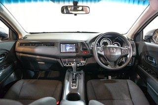 2017 Honda HR-V MY17 VTi Black/Grey 1 Speed Constant Variable Hatchback