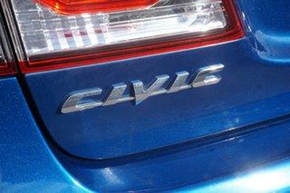 2009 Honda Civic 8th Gen MY10 VTi-L Blue 5 Speed Automatic Sedan