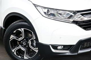 2018 Honda CR-V RW MY19 VTi-S FWD White 1 Speed Constant Variable Wagon.