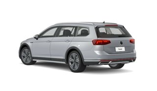 2021 Volkswagen Passat 3C (B8) MY21 Alltrack DSG 4MOTION 162TSI Premium Silver 7 Speed.