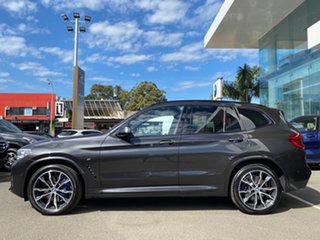2020 BMW X3 G01 xDrive30d M Sport Sophisto Grey Brilliant Effect 8 Speed Auto Steptronic Sport Wagon