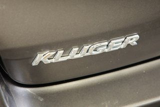 2018 Toyota Kluger GSU55R Grande (4x4) Predawn Grey 8 Speed Automatic Wagon