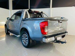 2015 Nissan Navara D23 ST-X Grey 7 Speed Sports Automatic Utility.