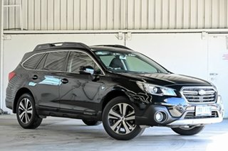 2018 Subaru Outback B6A MY18 2.5i CVT AWD Black 7 Speed Constant Variable Wagon.