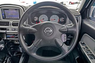 2013 Nissan Navara D22 S5 ST-R White S/bl 5 Speed Manual Utility