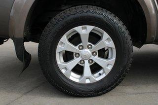 2011 Mitsubishi Triton MN MY12 GLX-R (4x4) Brown 5 Speed Automatic 4x4 Double Cab Utility