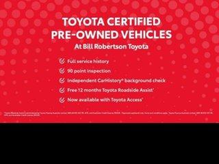 2018 Toyota Kluger GSU55R GXL (4x4) Crystal Pearl 8 Speed Automatic Wagon