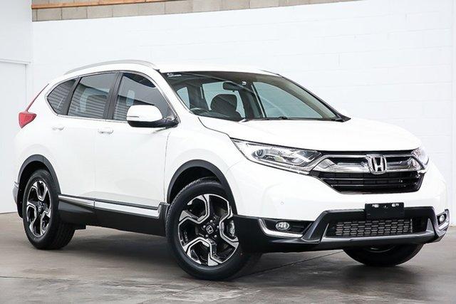 Used Honda CR-V RW MY19 VTi-S FWD Erina, 2018 Honda CR-V RW MY19 VTi-S FWD White 1 Speed Constant Variable Wagon