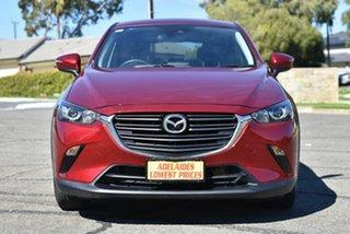 2019 Mazda CX-3 DK2W7A Maxx SKYACTIV-Drive FWD Sport Red 6 Speed Sports Automatic Wagon.
