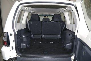 2020 Mitsubishi Pajero NX MY21 GLX White 5 Speed Sports Automatic Wagon