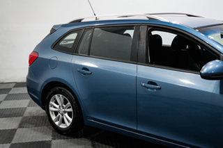 2013 Holden Cruze JH Series II MY13 CD Sportwagon Blue 6 Speed Sports Automatic Wagon