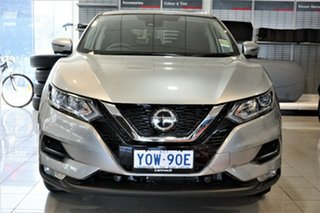 2021 Nissan Qashqai J11 Series 3 MY20 ST+ X-tronic Platinum 1 Speed Constant Variable Wagon.