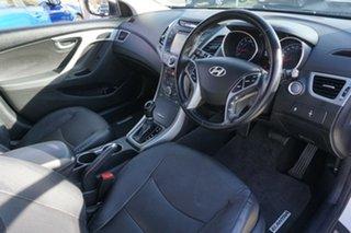 2015 Hyundai Elantra MD3 Premium White 6 Speed Sports Automatic Sedan
