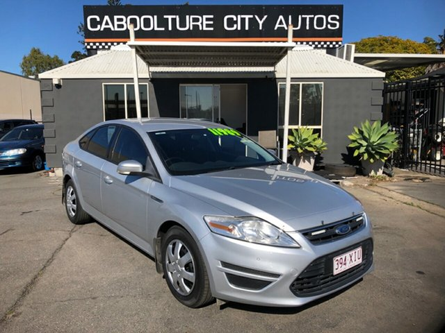 Used Ford Mondeo MC LX TDCi Morayfield, 2013 Ford Mondeo MC LX TDCi Silver 6 Speed Direct Shift Hatchback