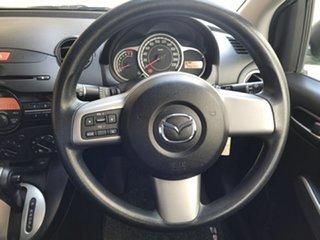 2011 Mazda 2 DE10Y1 MY11 Neo Spirited Green 4 Speed Automatic Hatchback