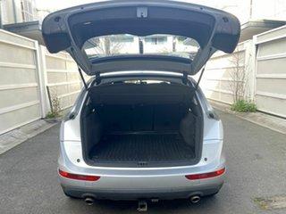 2009 Audi Q5 8R MY10 TDI S Tronic Quattro Silver 7 Speed Sports Automatic Dual Clutch Wagon