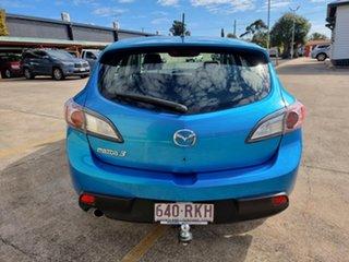 2010 Mazda 3 BL10F1 MY10 Neo Celestial Blue 6 Speed Manual Hatchback